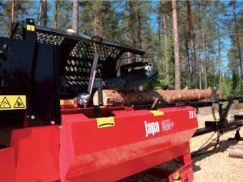 Japa® 355 pentru prelucrarea lemnului de dimensiuni mici și mari