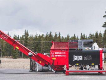 Japa® 405 – eficienta sporita pentru profesionisti
