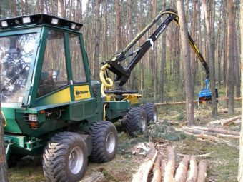 Harvester ENTRACON EH 30