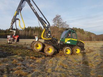 Harvester ENTRACON EH50