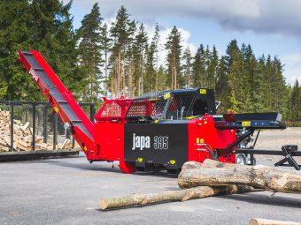 Linii de procesare lemn de foc