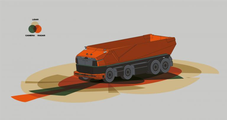 Camerele, radarul și senzorii Lidar se alătură pentru a activa vehicule complet autonome.